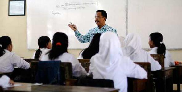 Berdayakan Potensi Guru